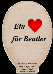 Welt-Stoma-Tag 2015 - Herz Beutler