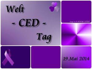 Motiv 3 - Welt-CED-Tag