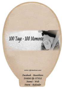 Welt-Stoma-Tag 2015 - 100 Tage - 100 Momente