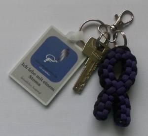 WC- Schlüssel - Schlüsselbund